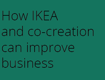 How IKEA can improve business