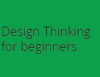 DesignThinkingForBeginners
